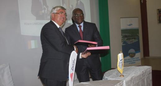 Anvers et San Pedro renouvellent l'accord de partenariat feature image