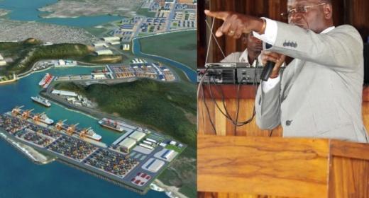 « …faisons de notre Port, un Port ambitieux de dimension internationale… » feature image