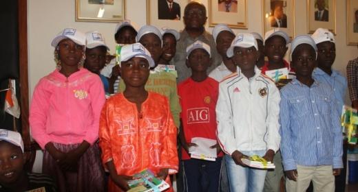 le secteur pédagogique de séwéké confirme avec 80% de réussite à l'examen de l'entrée en 6éme feature image