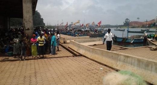 la Direction Générale du Port Autonome de San Pedro verrouille le périmètre portuaire. feature image