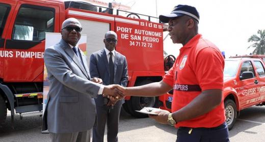 Le PASP renforce son parc automobile en véhicules de secours et d'assistance rapide feature image