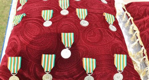 Mérite / 30 Agents reçoivent la médaille d'honneur du travail feature image