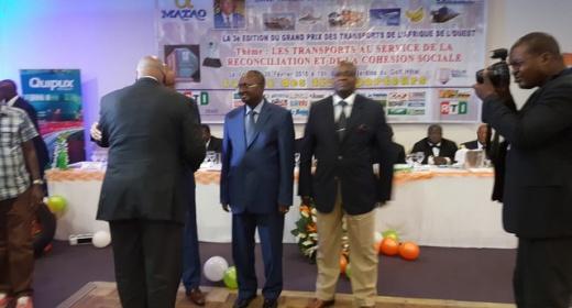3e édition du grand prix des transports de l'Afrique de l'ouest / le Port Autonome de San Pedro sacré ''Meilleur Gestion Managériale de plateforme Portuaire'' feature image
