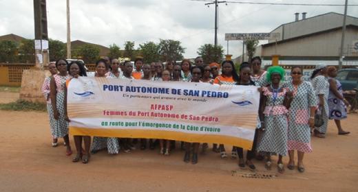 l'Amicale des Femmes Travailleuses du PASP (AFTPASP) festoie feature image