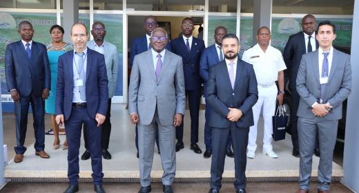 Visite d'une délégation de Tanger Med au PASP feature image