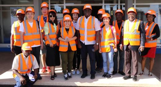 visite d'une délégation chinoise au Port Autonome de San Pedro feature image