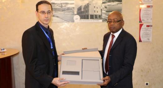Visite du Consul Général de France en Côte d'Ivoire au Port Autonome de San Pedro feature image