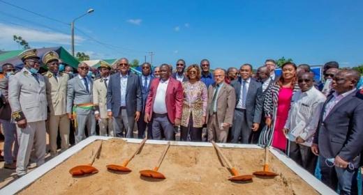 Travaux routiers / lancement officiel des travaux de renforcement de la route côtière  feature image