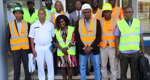 L'expérience du port de pêche de San Pedro attestée par les délégations de la Guinée Conakry et du Sénégal feature image
