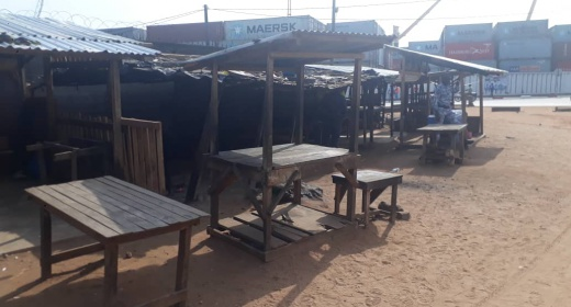 fermeture des lieux de restauration du port de Pêche et au Sempa feature image